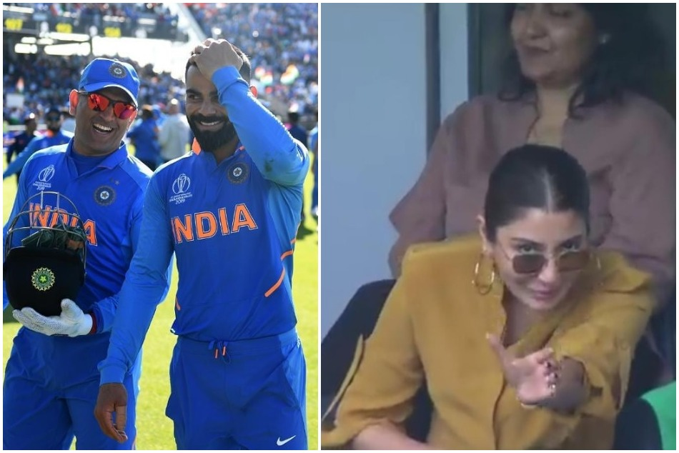 When Anushka Sharma asked- What is the signal of four, Watch