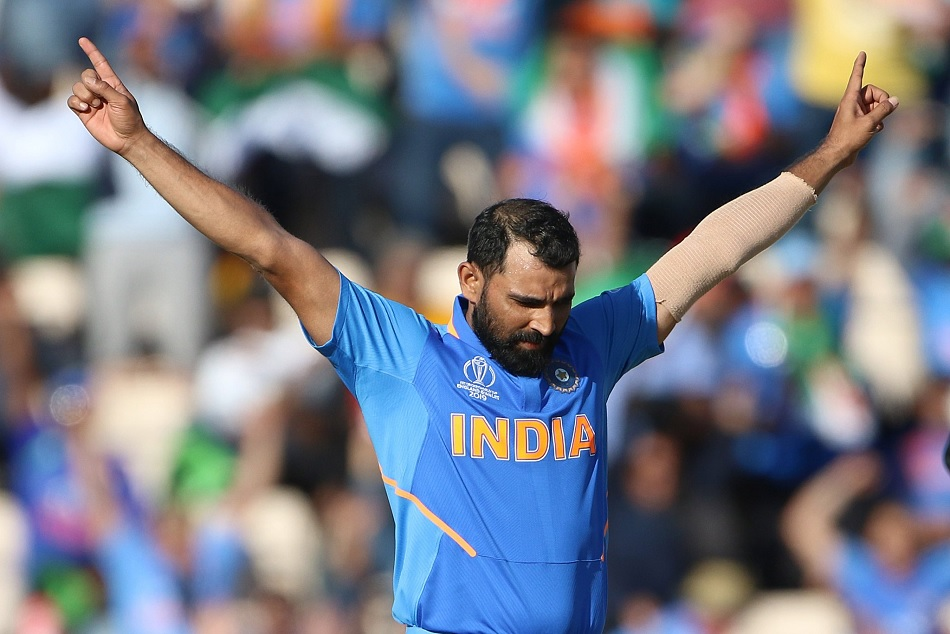 Fans questioned Virat Kohlis decision of omitting Mohammad Shami in Semifinal Match