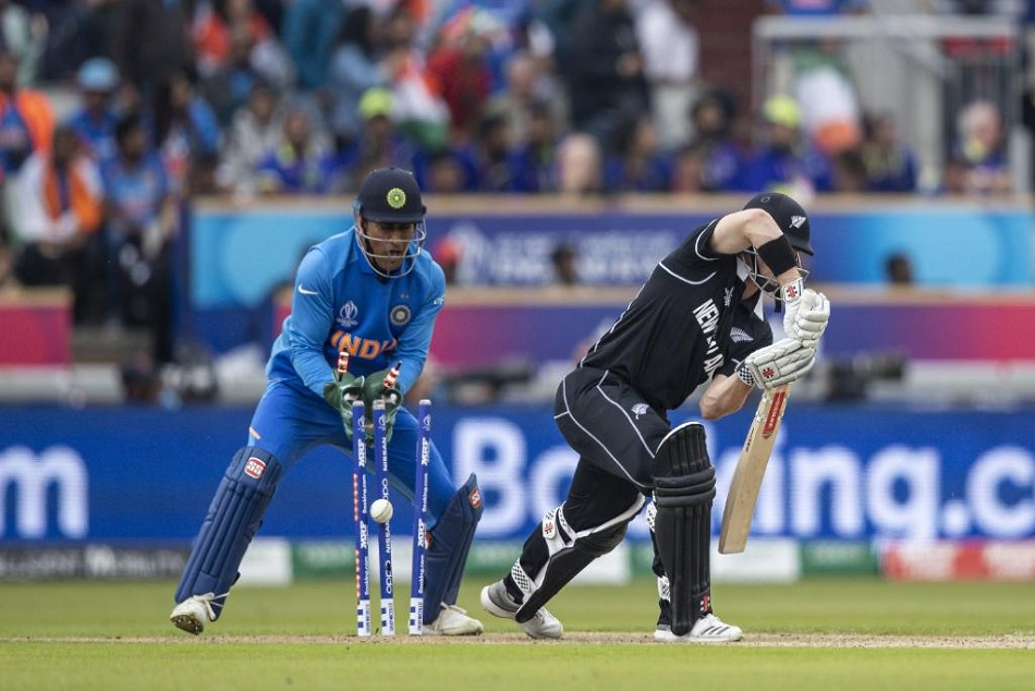INDvsNZ: New Zealand slow batting made these three unwanted records in CWC 2019