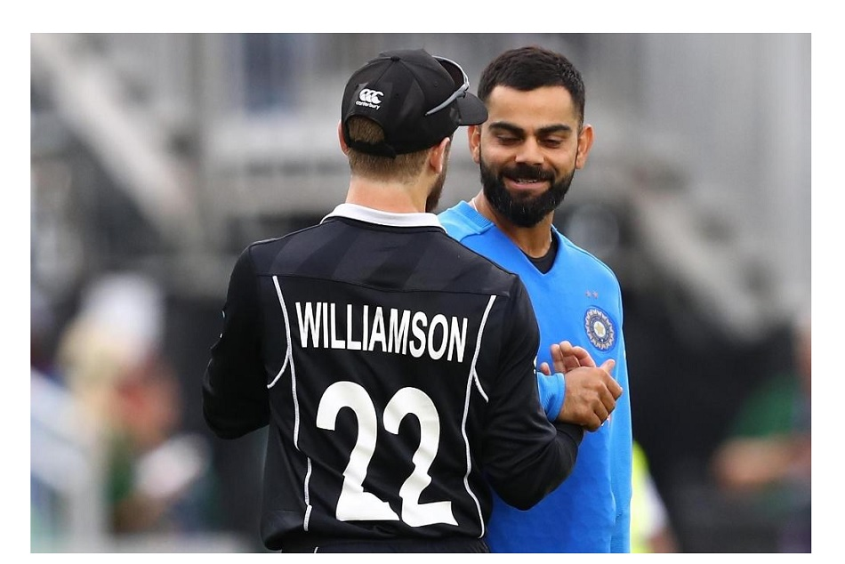 kane williamson avenged on Virat Kohli 11 years old semi final defeat