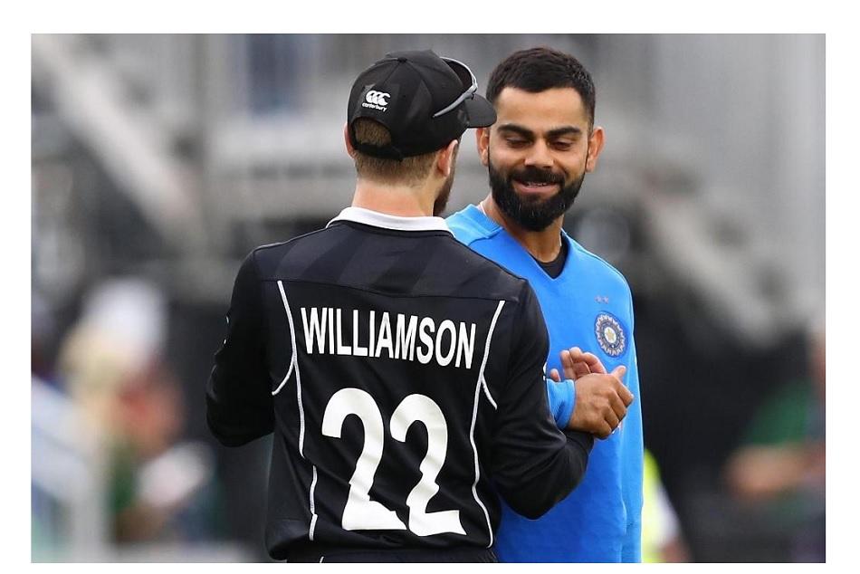 Ind Vs Nz Kane Williamson Avenged On Virat Kohli 11 Years Old Semi Final Defeat