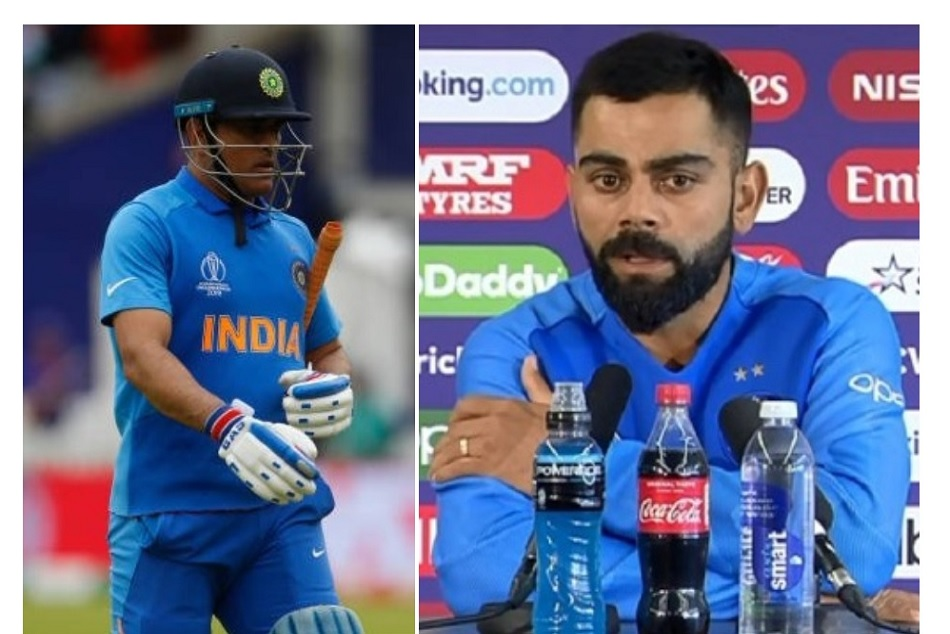 World Cup 2019: What did Virat Kohli say on MS Dhonis retirement question