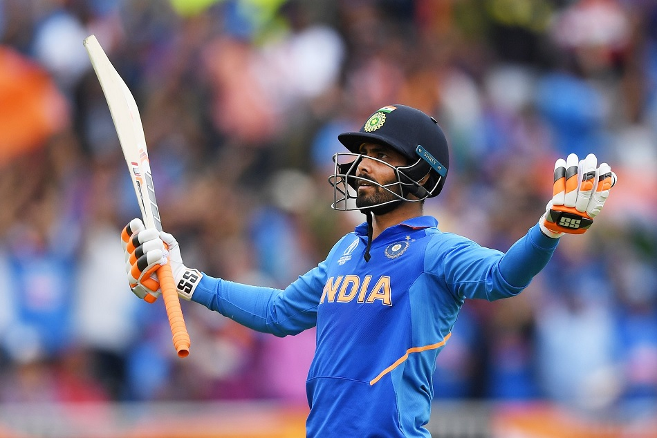 Ravindra Jadeja is the first Indian number 8 to score a World Cup fifty