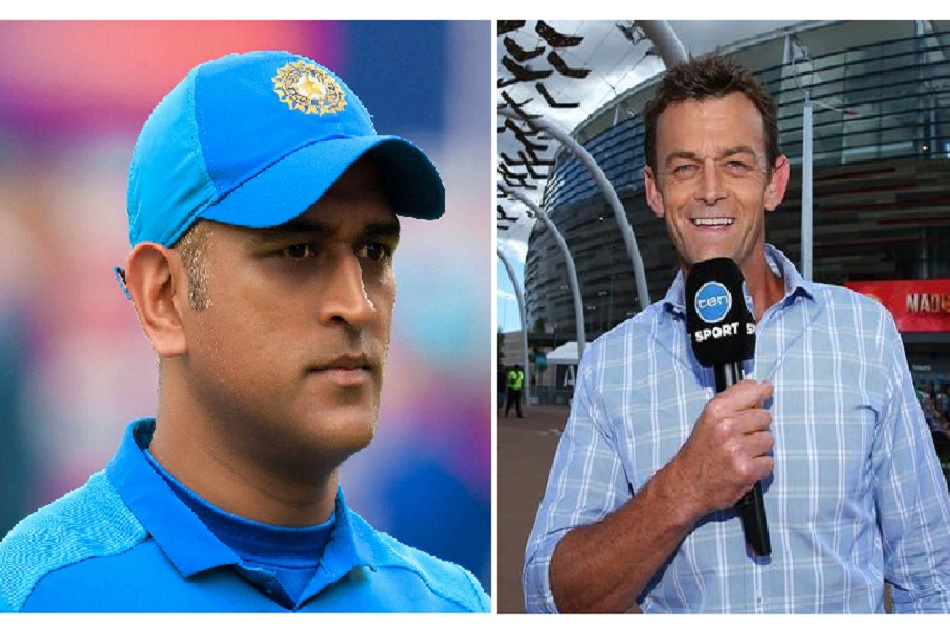 Adam Gilchrist thanks to MS Dhoni on what he gives to cricket