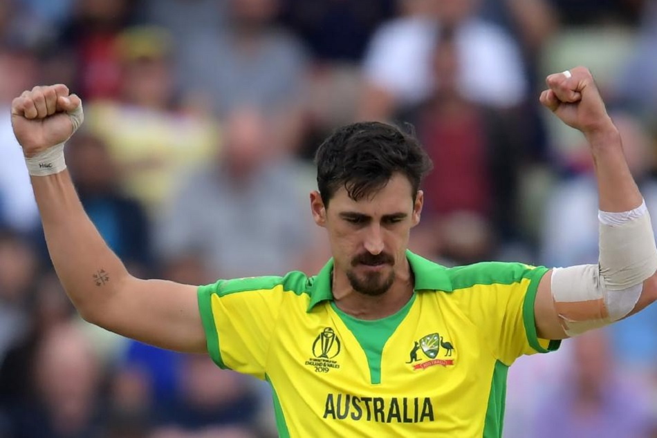 ENGvsAUS: Mitchell Starc has taken most wickets in a World Cup edition