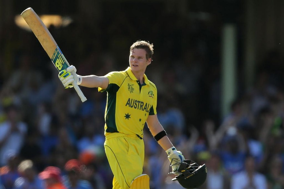 Steve Smith equals Sachin Tendulkars most fifty record in World Cup knockouts