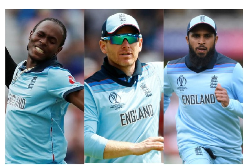 These are the five non English players who contribute significantly in the Englands WC Final way