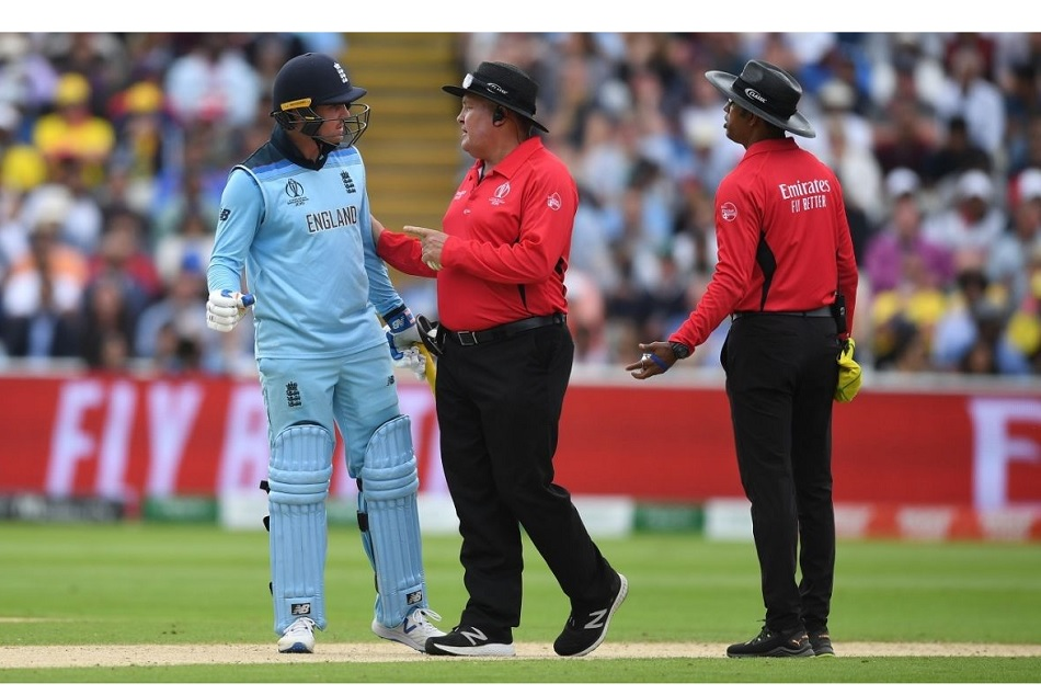 Kumar Dharmasena again did wrong decision, Here is Most DRS referrals overturned in CWC19