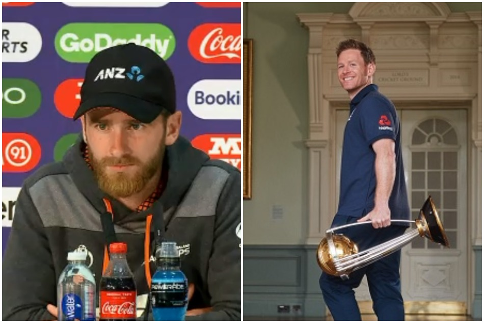 What did Kane Williamson and Eoin Morgan say on Boundary countback rule