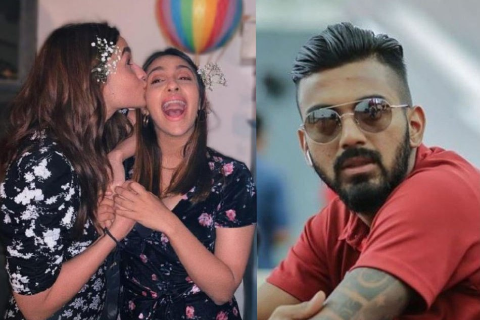 Reports suggests KL Rahul dating Alia Bhatt's best friend Akansha Ranjan Kapoor