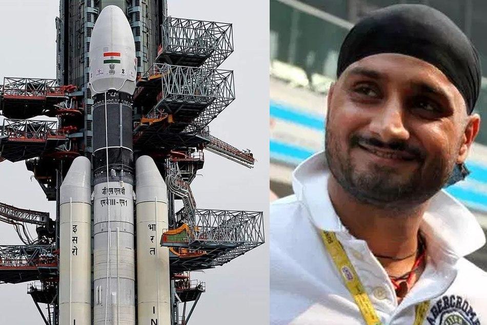 Harbhajan Singh trolls Pakistan on successful Chandrayaan-2 launch