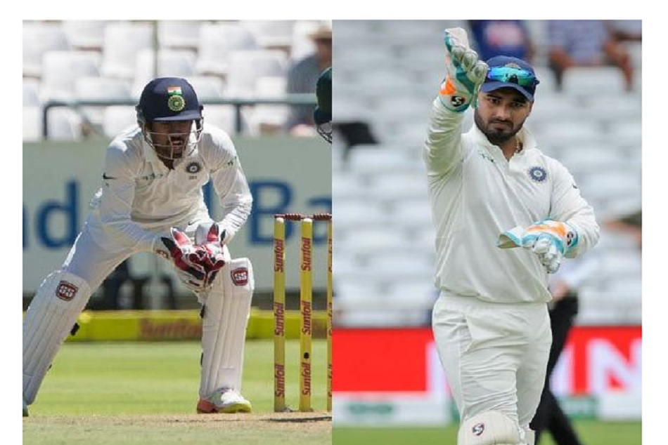 Who will be the number one test wicket keeper between Pant and Saha, Harsha Bhogle has suggestion