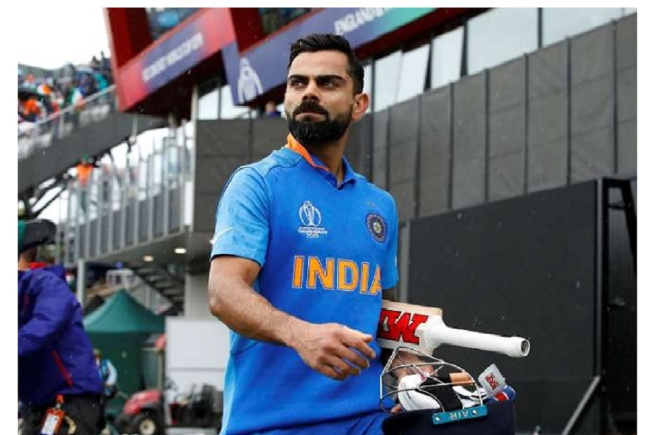 Virat Kohli is still not full recovered by the shocking defeat in World Cup 2019 semifinal