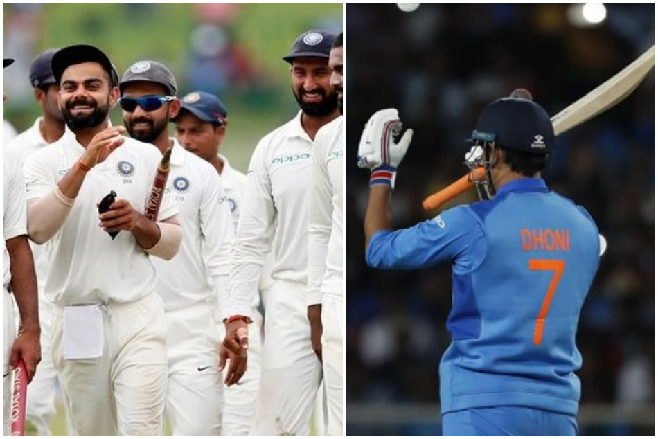 Team India will not wear jersey number 7 in test cricket, BCCI Official reveal