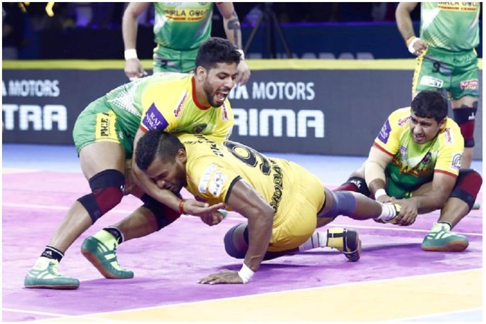 Pro Kabaddi League 2019: Telugu Titans vs Patna Pirates- Match Result