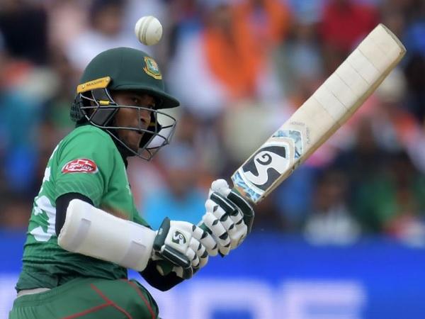 भारत के खिलाफ अच्छा खेले शाकिब