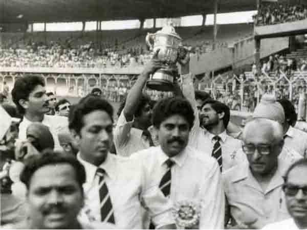 1983 में भारत ने हराया था इंग्लैंड को