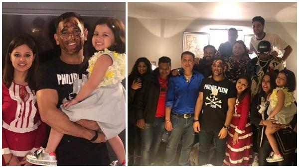 पांड्या और जाधव ने भी की पार्टी