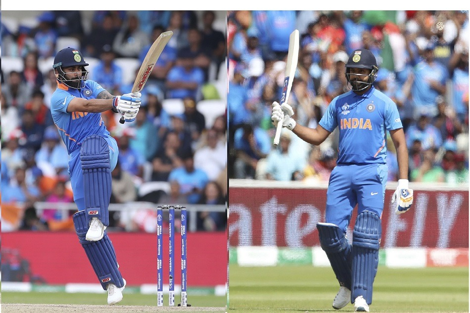 ICC ODI Ranking: Rohit Sharma bridge the gap between Virat Kohli and Him