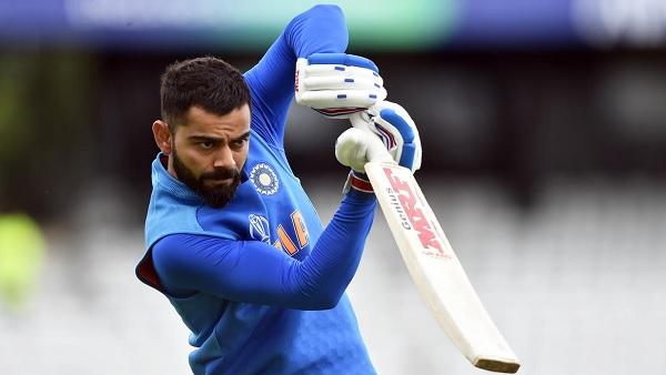 ODI के लिए भारतीय टीम-