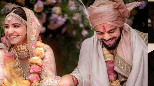शादी के बाद अनुष्का का दार्शनिक अंदाज-