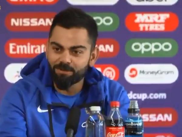 न्यूजीलैंड को हराकर भारत ने बनाई थी फाइनल में जगह