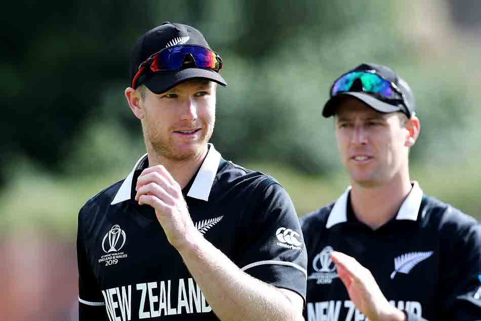 Jimmy Neesham Urges Indian Fans To Resell Their Final Tickets