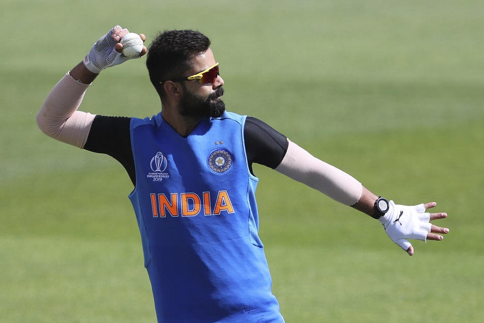 Ind vs NZ: Ahead of WC semi-final virat kohli jokes, i am lethal, can bowl anytime