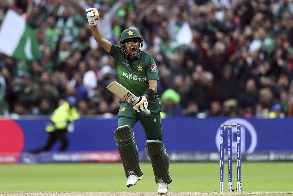 Babar Azam Breaks Javed Miandad 27 Year Old Record Icc World Cup
