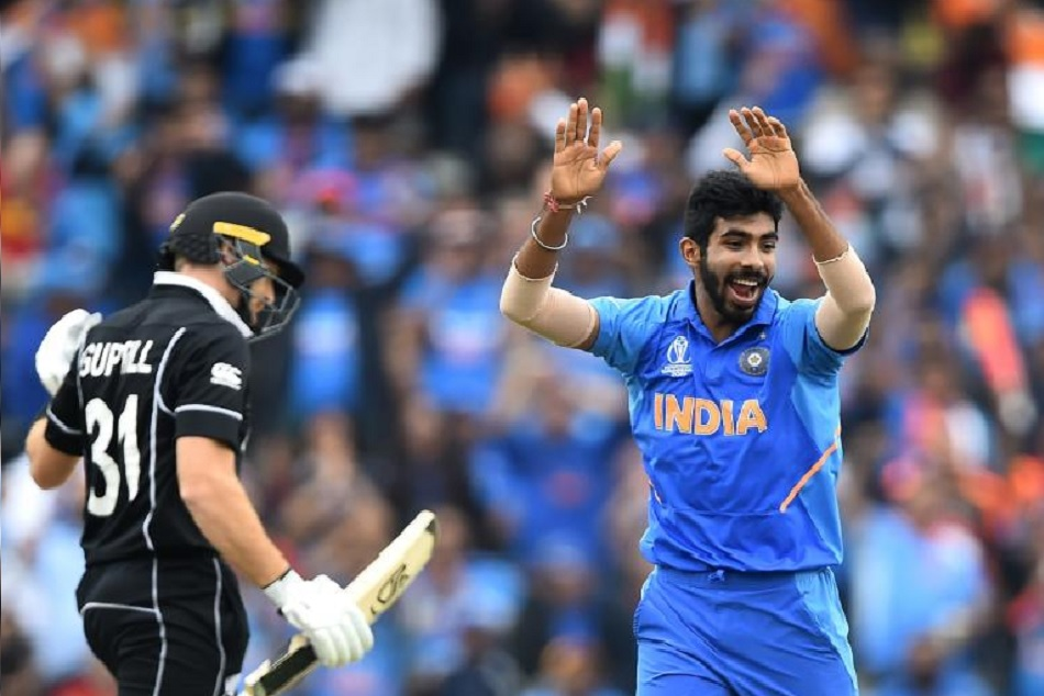 INDvsNZ: Jasprit Bumrah bowls most maiden over in World Cup 2019