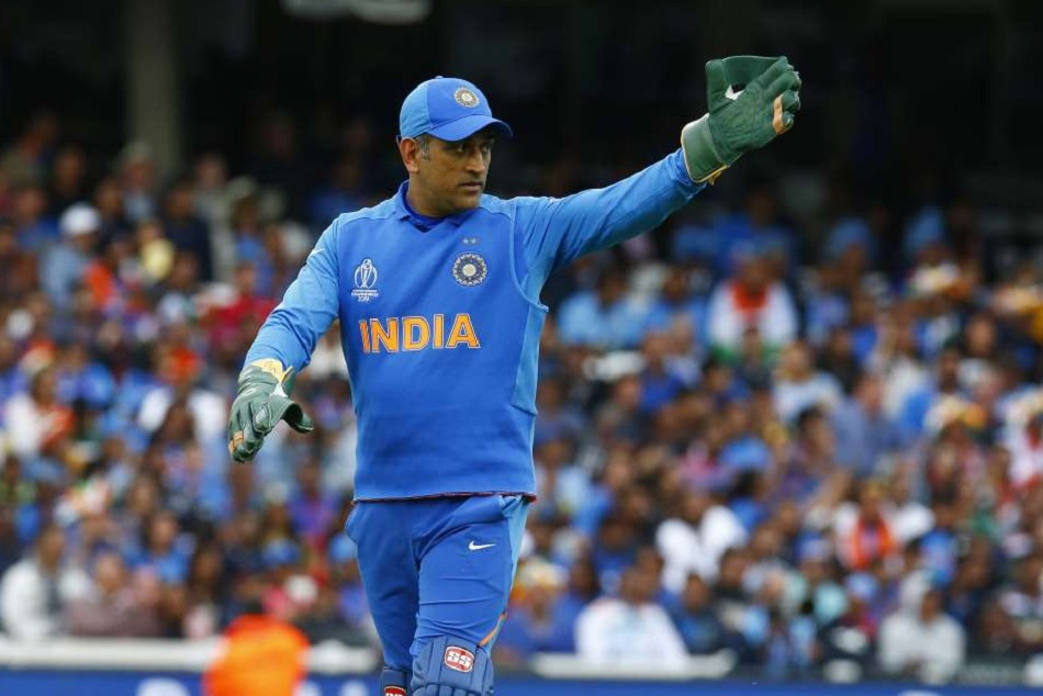 Ms Dhoni Completes 350 Odis Is Second Indian Only To Sachin To Play Most Odi Matches