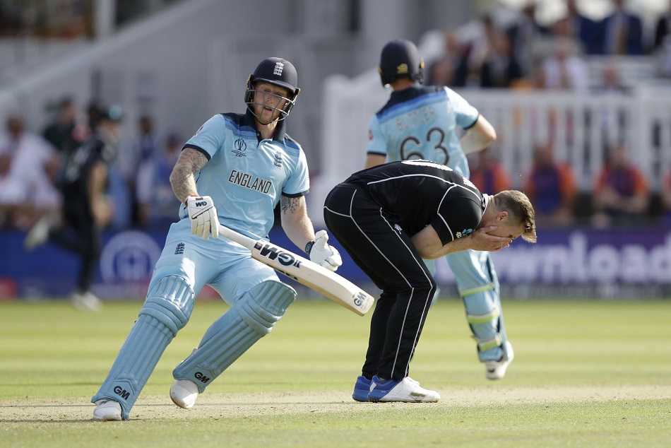 In Icc World Cup 2019 England Become Champion By This Mistake Of Umpire