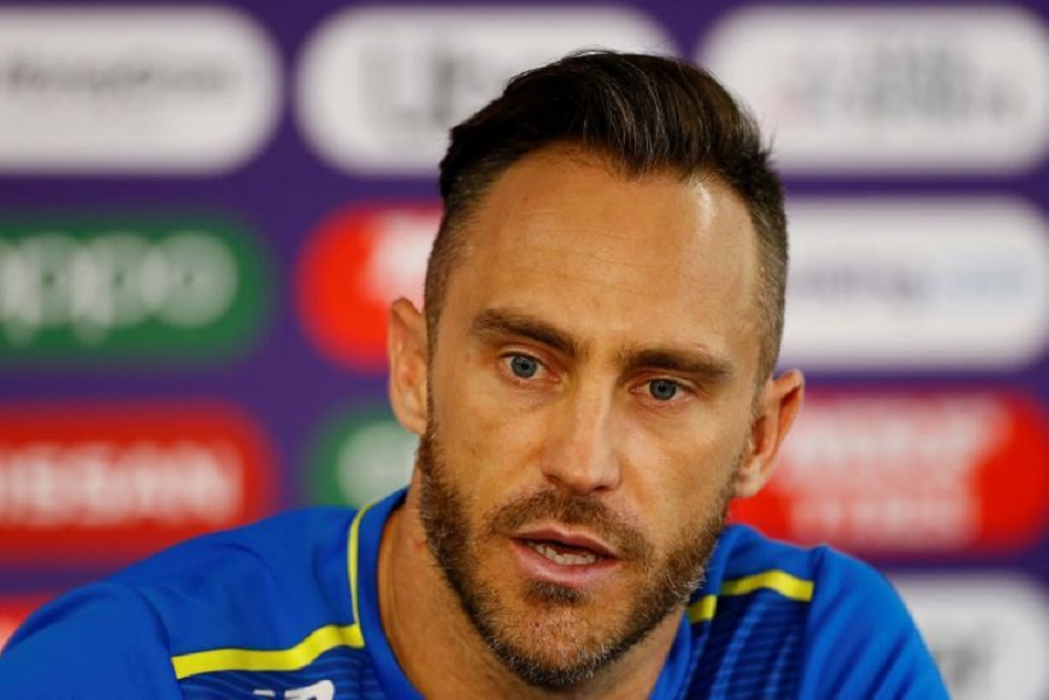 Faf Du Plessis Says Team India Happy From Our Victory Against Australia