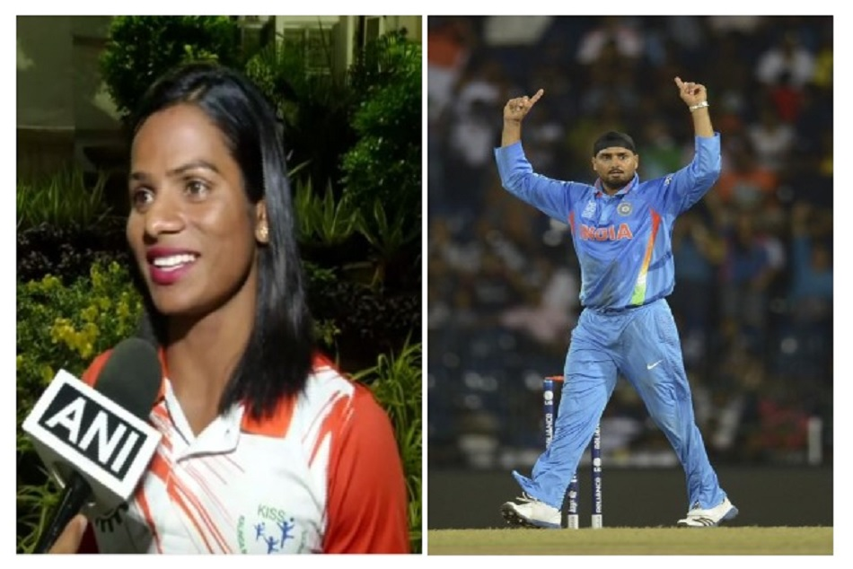 Dutee Chand and Harbhajan Singhs nomination rected for Arjuna and Khel Ratna Award recpectively