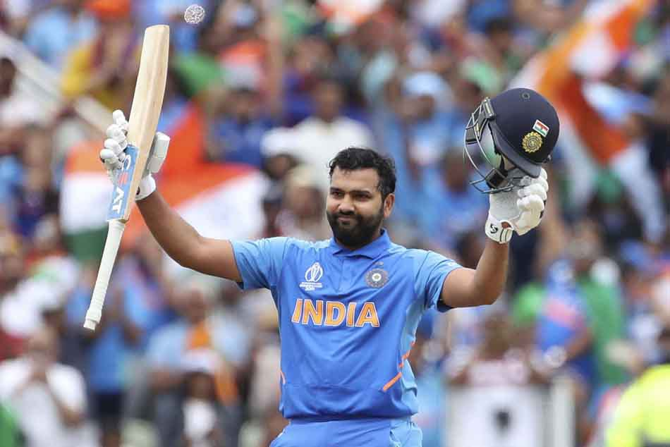Icc Cricket World Cup Hitman Rohit Can Break Sachin And Sangkara World Record