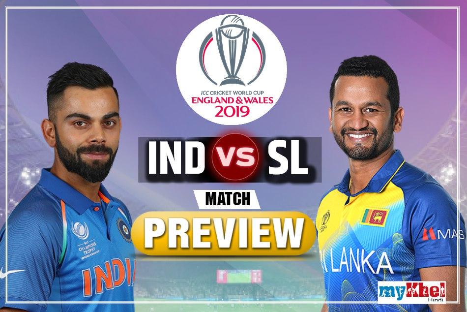 ICC World Cup 2019, Match 44th- India vs Sri Lanka; Preview