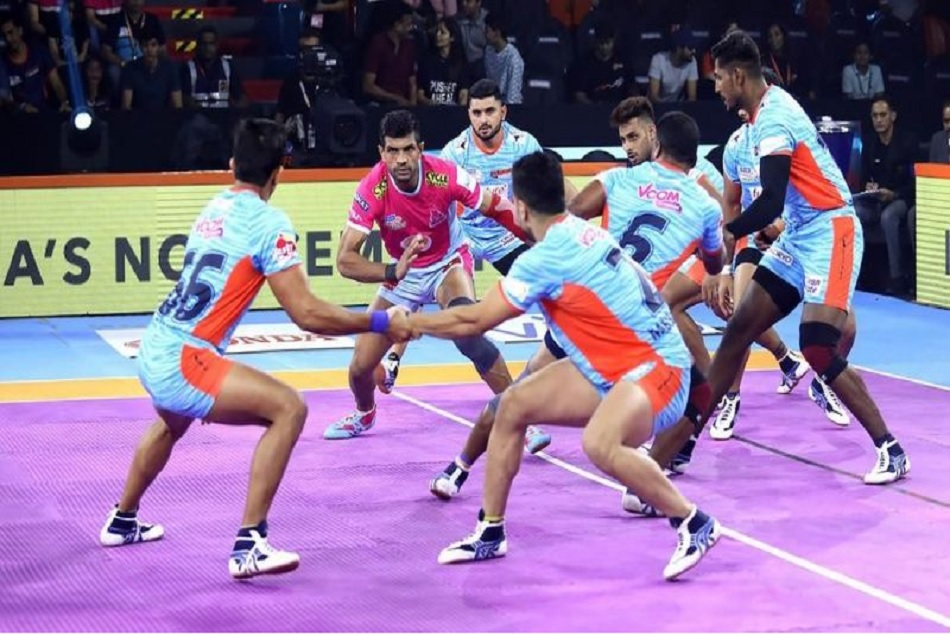 Pro Kabaddi 2019: Haryana Steelers vs Jaipur Pink Panthers, Match 18, Preview