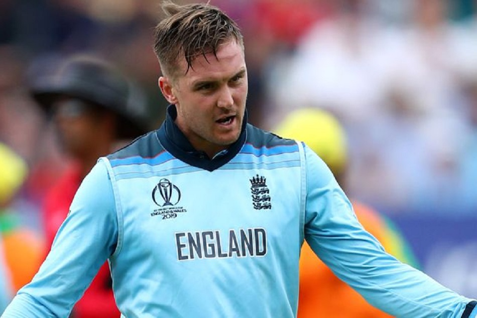 England Cricketer Jason Roy Found Guilty Of Icc Code Of Conduct Breach