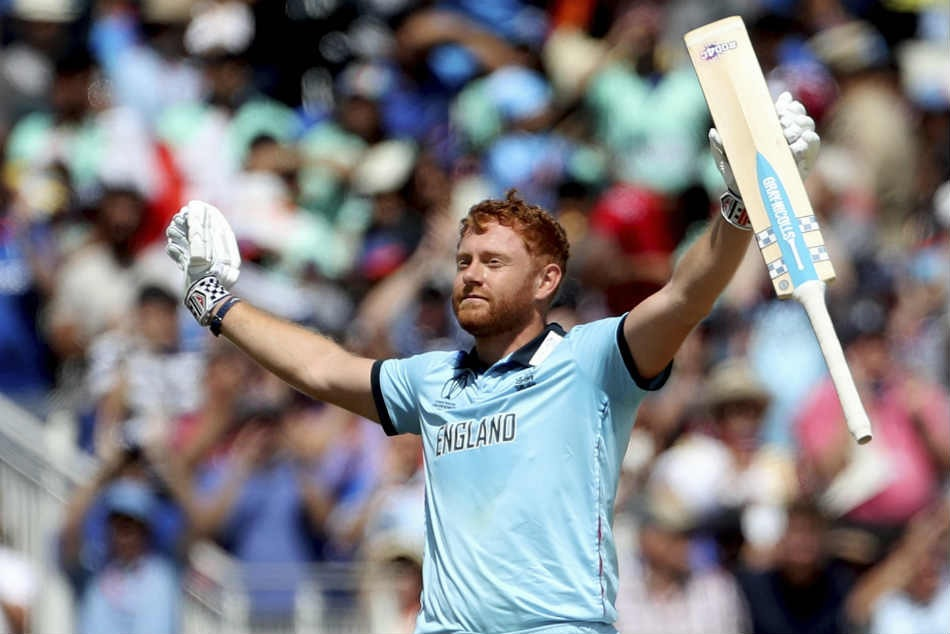 Icc World Cup 2019 Laxman S Hand Behind Janny Bairstow S Century