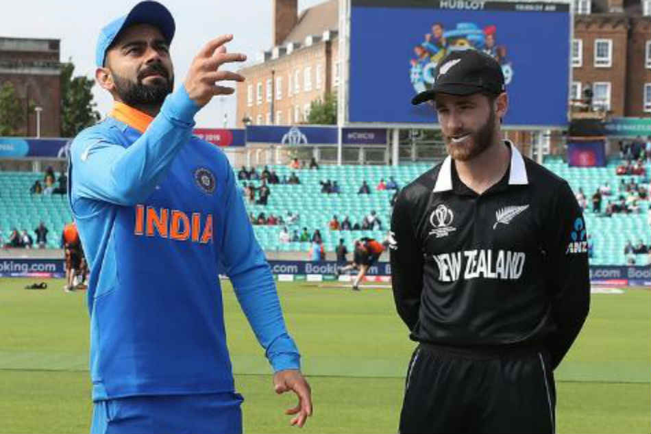 ICC WC 2019: Kohli and Kanes World Cup reunion