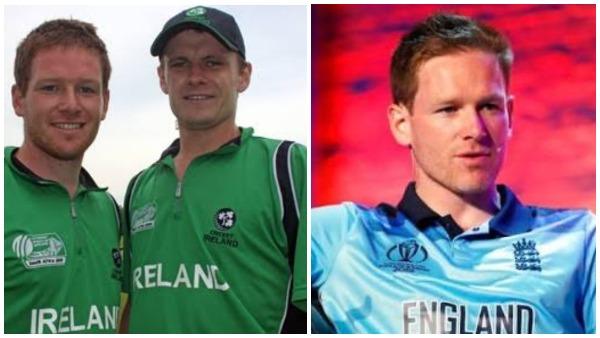 इंग्लैंड के 'आयरिश' कप्तान मोर्गन
