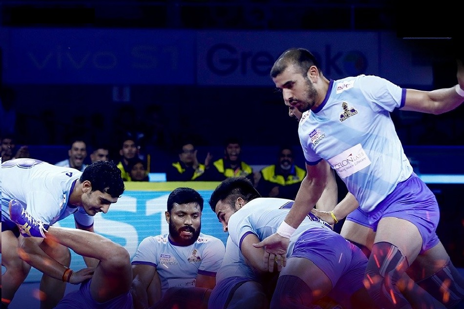 Pro Kabaddi League 2019, Match 4, Telugu Titans vs Tamil Thalaivas, Match Result