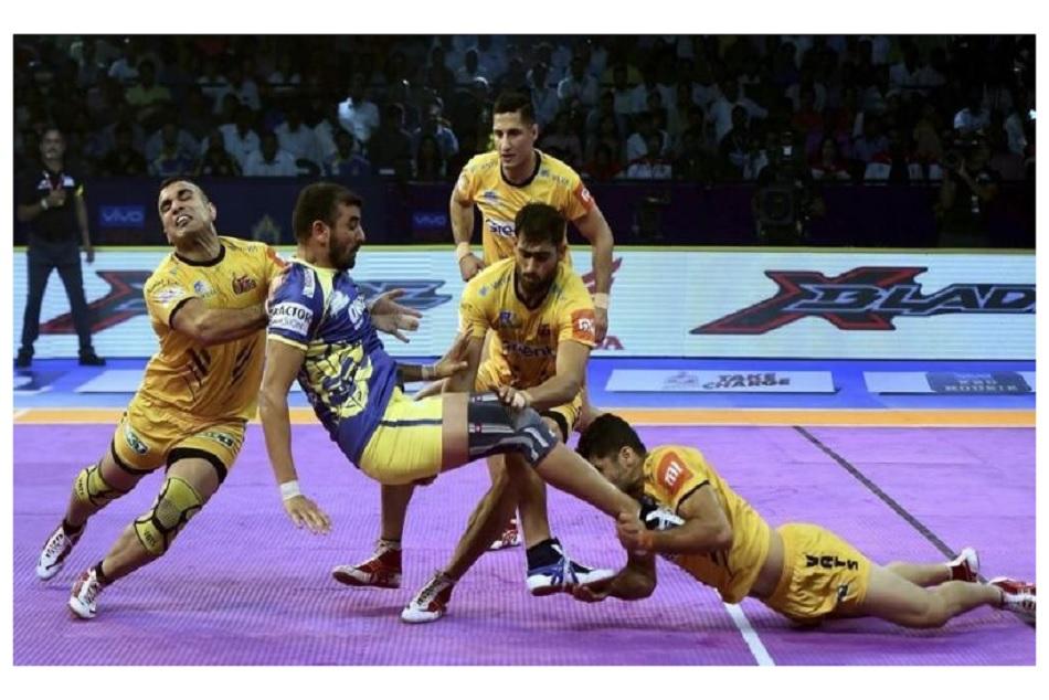 प्रो कबड्डी लीग 2019: तेलुगु टाइटंस के खिलाफ मैच से सीजन की शुरुआत करेंगे तमिल थलाइवाज