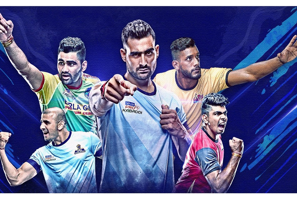 Pro Kabaddi League: Time table, Teams, Date and Match Timings