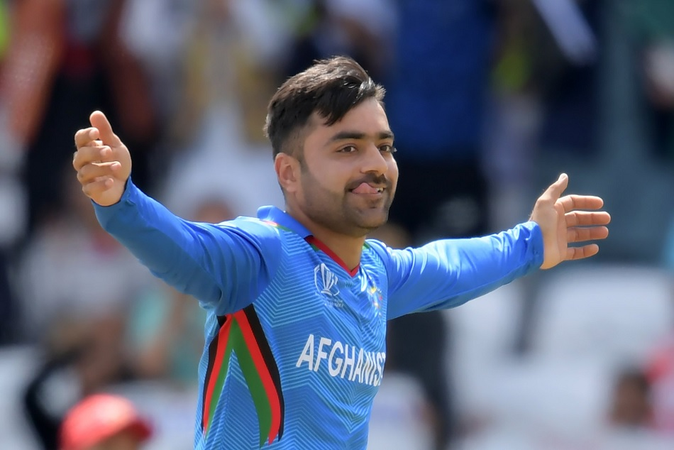 Rashid Khan has been appointed Afghanistans captain across all three formats