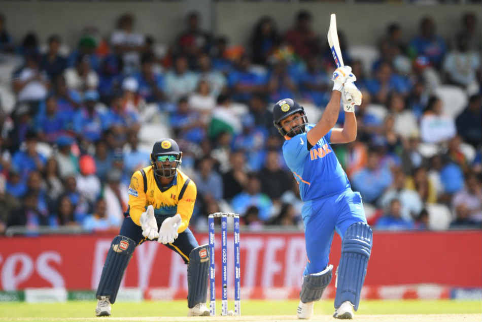Rohit Sharma scripts his own space odyssey in ICC World Cup 2019