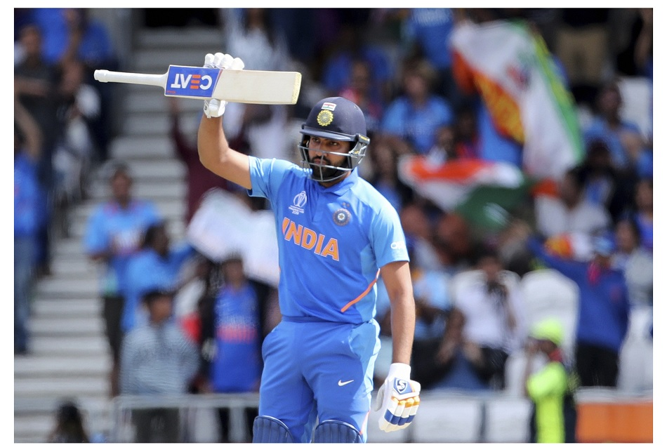ICC World Cup 2019: Rohit Sharma is the real Universal Boss of Cricket
