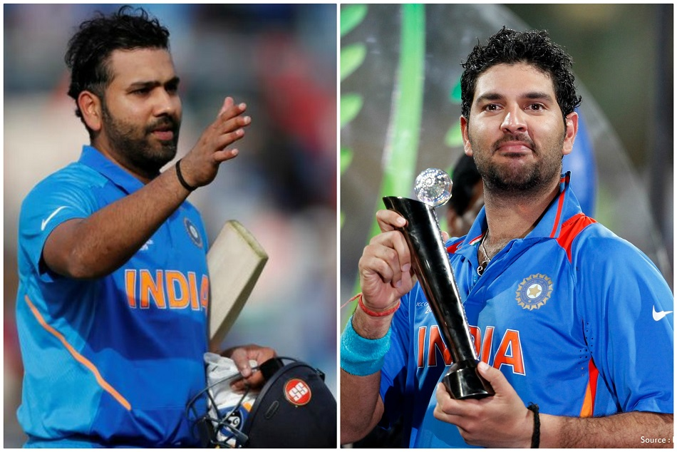 Rohit Walked On Yuvraj S Path And India Can Win World Cup 2019 Title