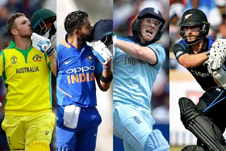 Icc Cricket World Cup 2019 Likely Semifinal Clash Of India England And Austrlia