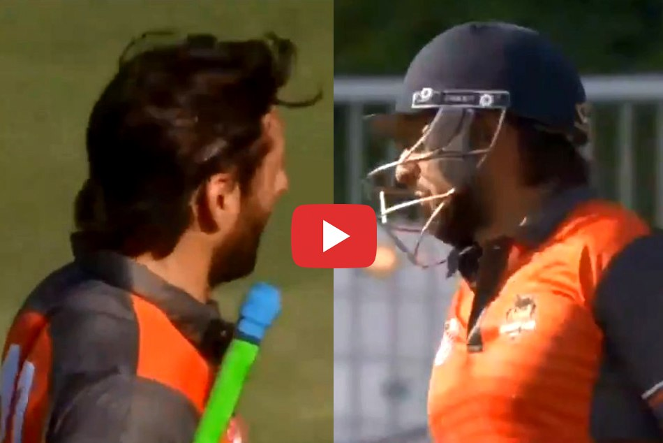 Global T20: Shahid Afridis Hilarious Reply To Wahab Riazs Call For A Second Run, VIDEO